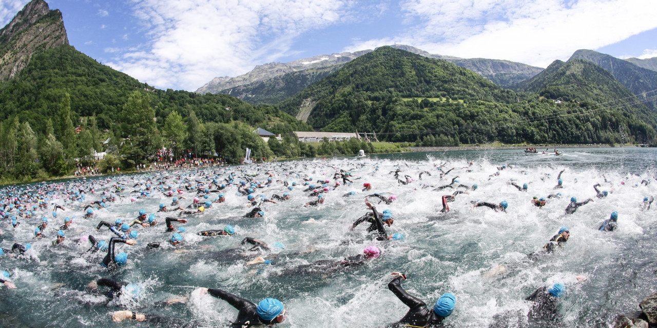 Natation en eau libre : l'entraînement idéal pour les triathlètes
