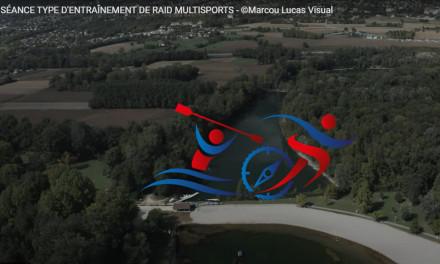 Séance type d'entrainement raid multisports avec Mathieu Ficatier – Raid'Alp